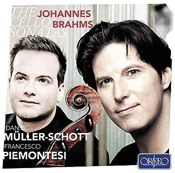 Brahms: Sonatas Opp. 38, 78 & 99