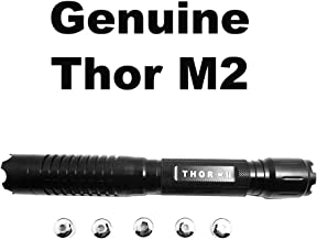Hendotech Thor M2 Blue LED Torch Flashlight for Outdoor Astronomy with 16340 Battery