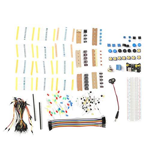 Kadimendium Starter Basic Development Board Verteilungssteuerung Arduino Component Kit Basic für Basic Starter