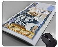 ゲーミングマウスパッド、資本金、リソースマネー滑り止めラバーベースマウスパッド