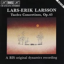 Twelve Concertinos Op45 by L. Larsson
