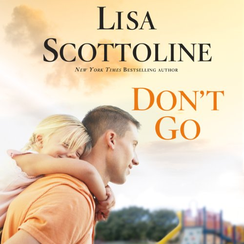 Don't Go audiobook cover art