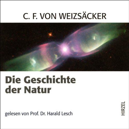 Die Geschichte der Natur Titelbild