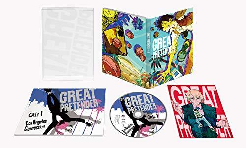 「GREAT PRETENDER」CASE 1 ロサンゼルス・コネクション [Blu-ray]