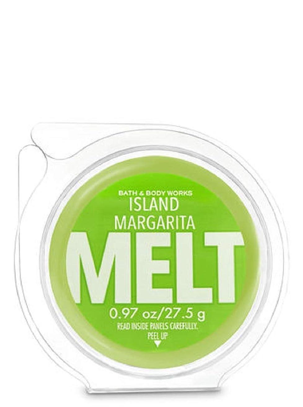 人柄不安遡る【Bath&Body Works/バス&ボディワークス】 フレグランスメルト タルト ワックスポプリ アイランドマルガリータ Wax Fragrance Melt Island Margarita 0.97oz / 27.5g