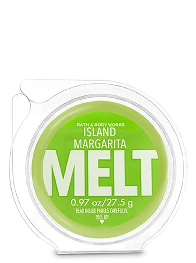 晩ごはん分数マッシュ【Bath&Body Works/バス&ボディワークス】 フレグランスメルト タルト ワックスポプリ アイランドマルガリータ Wax Fragrance Melt Island Margarita 0.97oz / 27.5g
