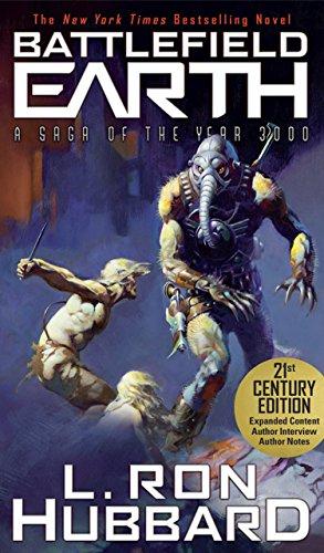 Battlefield Earth: A Saga of the Year 3000 (English Edition)
