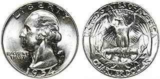 1954 s silver quarter