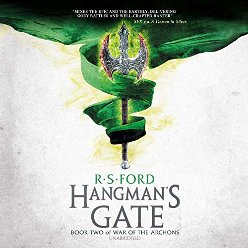 The Hangman's Gate     War of the Archons, Book 2              Written by:                                                                                                                                 R. S. Ford                               Narrated by:                                                                                                                                 Derek Perkins                      Length: 10 hrs and 29 mins     Not rated yet     Overall 0.0