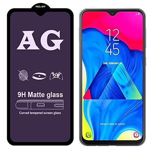 Alis AYY AG Anti Mate Azul Claro Cubierta Completa de Vidrio Templado for el Galaxy J4 J6 + y +
