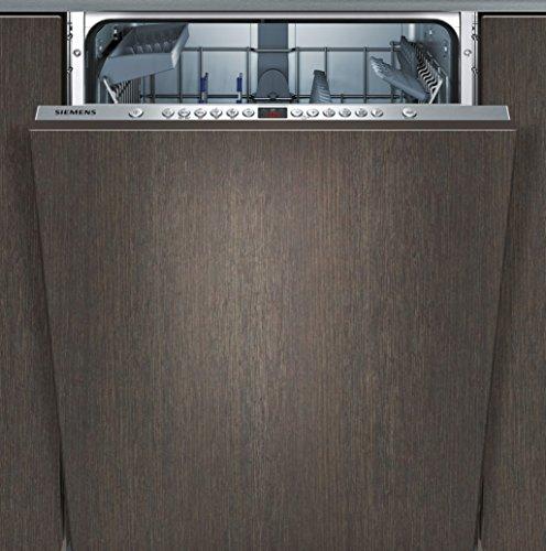 Siemens SX66P151EU A scomparsa totale 6coperti A++ Acciaio inossidabile lavastoviglie