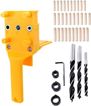 Conjunto de gabaritos de bolso ULTECHVO de 6/8/10 mm de cavilha, localizador de guia de broca auto-centralizada para traba...