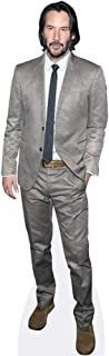 Keanu Reeves (Grey Suit) Life Size Cutout