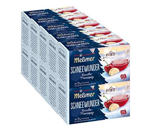 Meßmer Schneewunder Kirsche-Marzipan 10er Pack