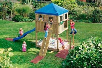 Brügmann Traumgarten -  Winnetoo Spielturm
