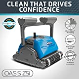 DOLPHIN Oasis Z5i Robotic Pool Cleaner with Powerful Dual Drive Motors and...