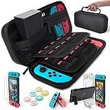 Accesorios compatibles para Nintendo Switch, Funda Protectora para Nintendo Switch y Funda...