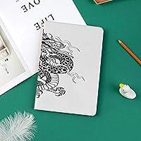 カスタム iPad Pro 11 2018 ケース (2018新モデル) マグネットス吸着式 オートスリープ機能爪アートワークスタイル古代マイティフィギュア装飾的な火災モンスタータトゥー装飾
