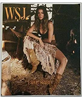 WSJ Magazine - April 2018 - Free Spirit
