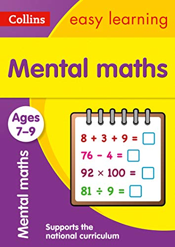 Mental Maths Ages 7-9: Prepare for school with easy home learning (Collins Easy Learning KS2)