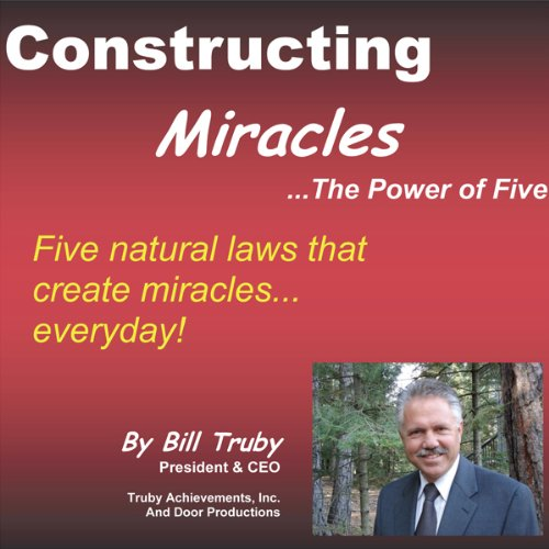Constructing Miracles audiobook cover art