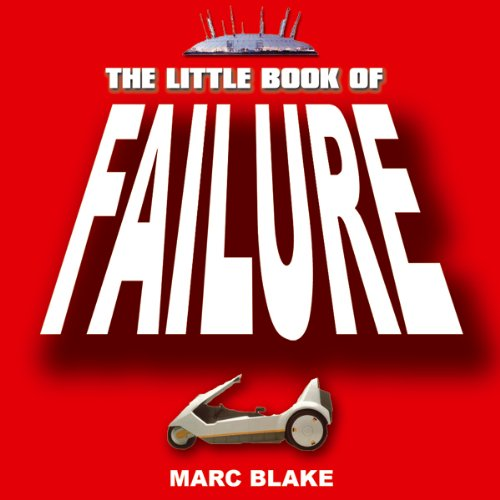 The Little Book of Failure audiobook cover art
