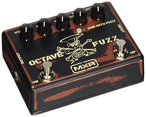 MXR Slash Octave Fuzz - Limited Edition