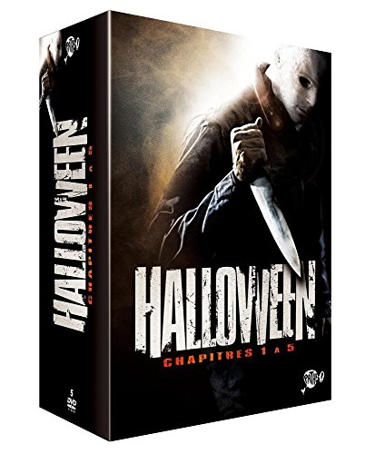Halloween - La saga : Les Films 1 à 5 [Francia] [DVD]