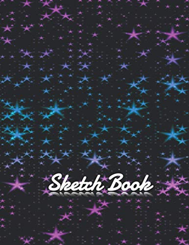 Sketch Book: Journal & Notebook, for drawing & writing & sketching New blank pages, Size: 8.5x11, Pages: 100