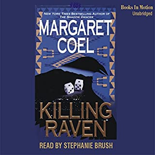 Killing Raven audiobook cover art