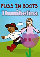 Puss in Boots/Thumbelina [DVD] [Import]