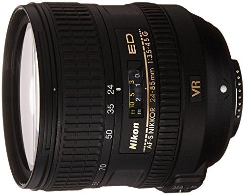 Nikon AF-S Nikkor 24-85 mm 1:3,5-4,5G ED VR Objektiv