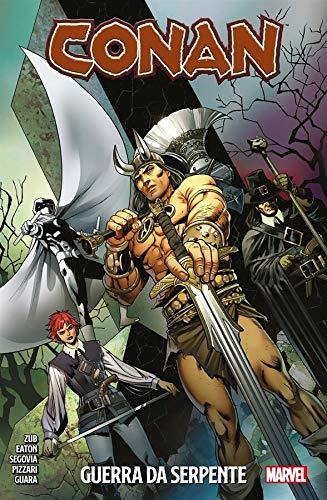 Conan. Guerra da Serpente
