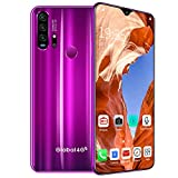 ZIYANG R30 Pro Smartphone Dual SIM (8+21MP,8GB RAM+ 256GB ROM, Android 9.1 Telefono Movil, 4500mAh) Smartphone Libre con Pantalla 6.2' Water-Drop Screen