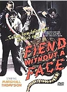 Fiend Without a Face [DVD] [Import]