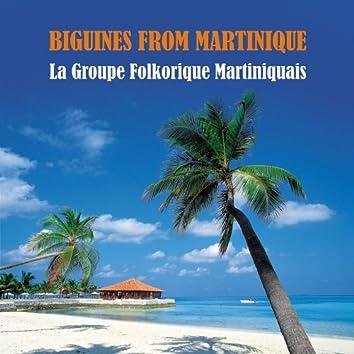Biguines from Martinique