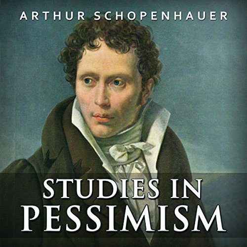Studies in Pessimism audiobook cover art