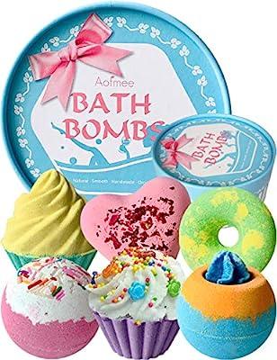 Bombas de Baño Aofmee