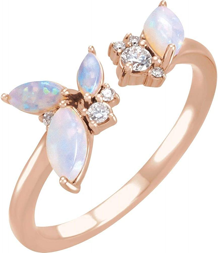 Color Stone Ring Negative Space Our shop OFFers Max 77% OFF the best service