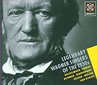 Legendary Wagner Singers of the 1930s (Telefunken Legacy Series) by Legendary Wagner Singers of Th (2011-07-15)