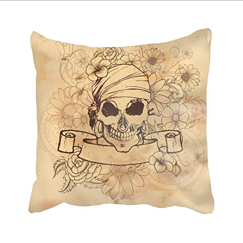 Vintge Style The Office Pillow Cojines Funda Throw Lino Funda de Almohada para sofá Dormitorio