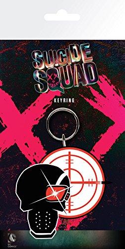 Suicide Squad Deadshot sleutelhanger standaard