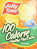 Jolly Time Popcorn 100 Calorie Healthy Pop Butter Mini Bags - 10 CT