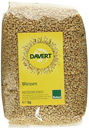 """Davert Weizen \""""So nah, so gut\"""", 4er Pack (4 x 1 kg) - Bio"""