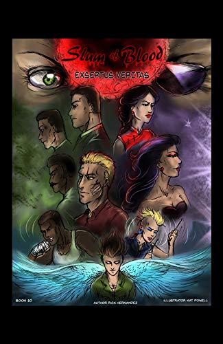 Slum of Blood: Exsertus Veritas (English Edition)