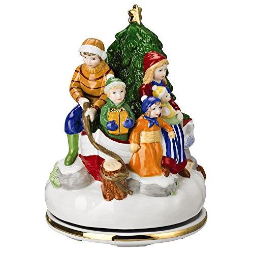 Hutschenreuther Weihnachtsartikel, Bunt