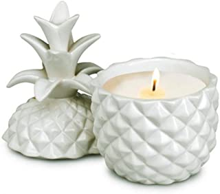Best white pineapple candle Reviews