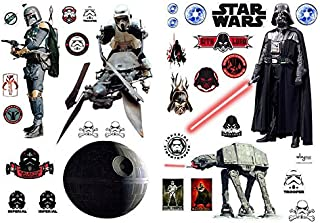 ABYstyle - STAR WARS - Stickers - Impero (100x70 cm)