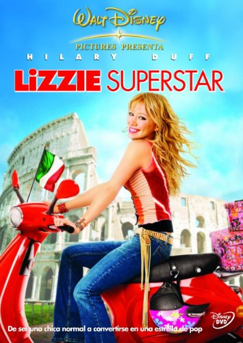 Lizzie Superstar [DVD]