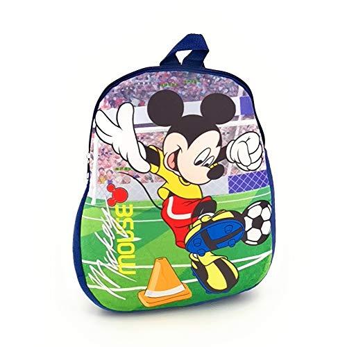 Mickey Mouse Fussball Rucksack Henkeltasche Tragetasche